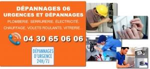 Depannages D urgence 06