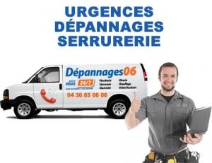 SERRURIER 06